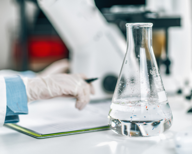 Analisi chimiche e microbiologiche dell'acqua